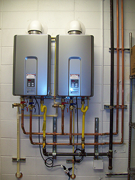 Water Heater Service and Repair Mississauga - Emergency Plumber Mississauga | Precise Plumbing & Drain Services
